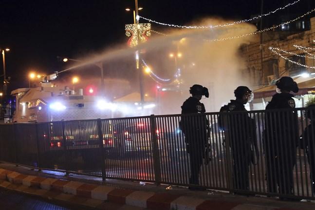Oron i Jerusalem ökar. Men det kan bli värre, enligt experten Anders Persson.