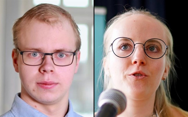 BSAnton Broända från Nedervetil och Annika Lepistö från Närpes valdes in i SU:s styrelse.