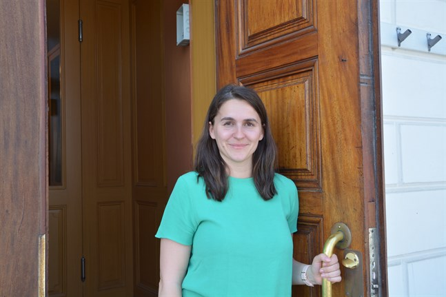 Ambulerande förhandsröstning testas i Korsbäck, Perus och Ömossa i välfärdsområdesvalet, säger Anna-Kajsa Blomqvist-Liljeblad.