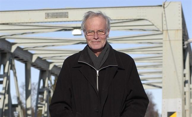 Mats Nyby. Fotot är från 2013.