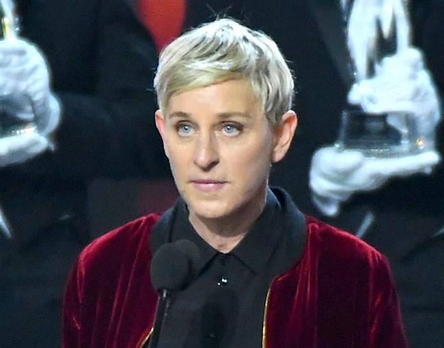 Ellen DeGeneres lägger ned sin talkshow.