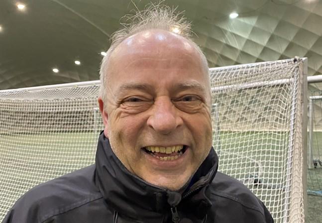Teppo Pättikangas var relativt nöjd trots att hans Kraft förlorade mot FC Sport.