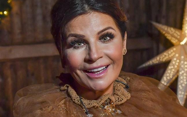 Carola Häggkvist är en av de nya stjärnorna på slottet.