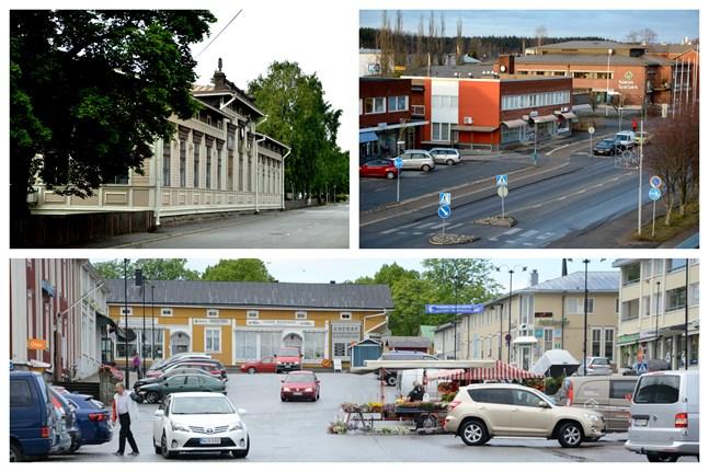 Intresset är svalt i de sydösterbottniska städerna för en gemensam kommun.