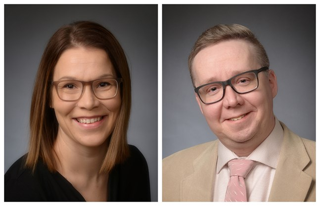 Eija Savela är ny CFO inom KWH Freeze. Jan-Erik Hydén är ny Group Controller inom KWH.