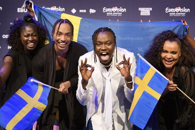 Tusse Chiza är vidare i Eurovison Song Contest.