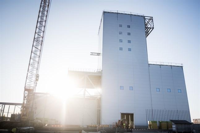 SSAB jobbar med att göra ståltillverkningen koldioxidfri med hjälp av vätgas i stället för kol. Arkivbild.