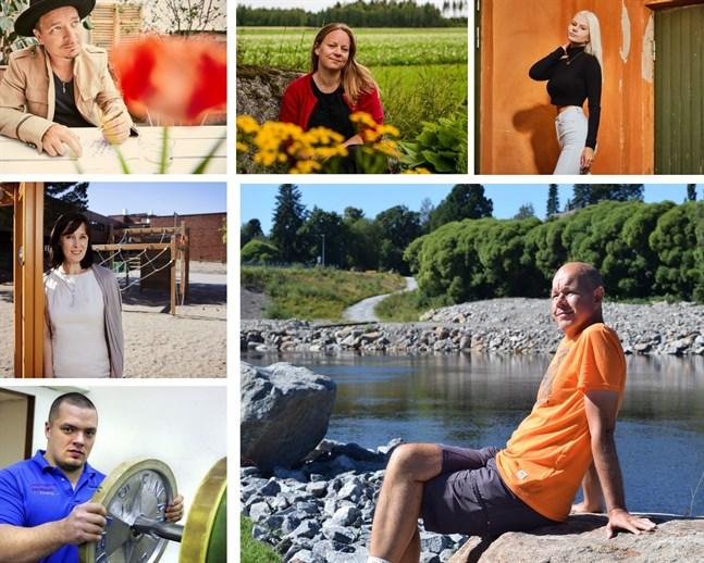 Bland andra Fredrik Furu, Lina Teir, Jennifer Käld, Wivan Nygård-Fagerudd, Fredrik Smulter och Kaj Kunnas tipsar om förmånliga besöksmål och aktiviteter i sommar.
