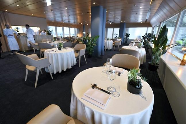 Restaurang Palace i Helsingfors.