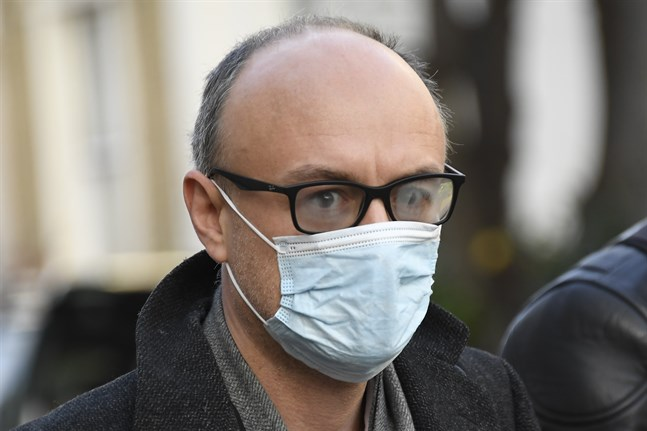 Den brittiska regeringens förre chefsrådgivare Dominic Cummings hävdar att flockimmunitet var ett mål i landets pandemistrategi. Arkivbild.