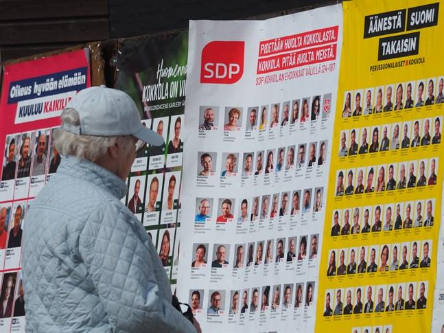 Fyra Karlebypolitiker finns bland de som hade mest finansiering i kommunalvalet.