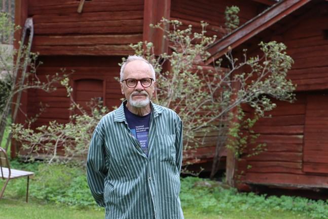 Markku Hyyppä anser att kulturen inte alltid får den status som den förtjänar tack vare sina hälsofrämjande effekter.