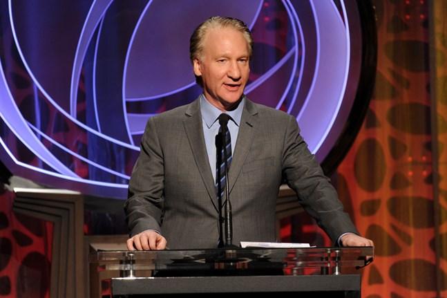 Tv-personligheten Bill Maher ger en känga åt alla Hollywood-kändisar som ser en framtid inom politiken.