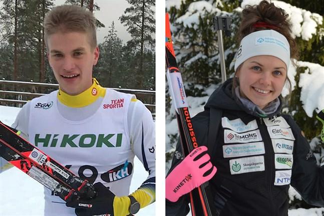 Patrik Kuuttinen har tackat ja till det så kallade utmanarlaget. Heidi Kuuttinen, som bor och tränar i Sverige, väljer att avstå sin landslagsplats i år.