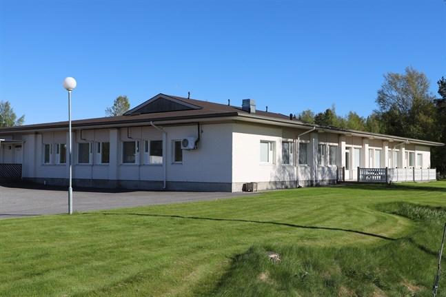KKC:s matsalsbyggnad görs om till kommungård i Korsnäs. Fullmäktige har godkänt huvudritningarna.