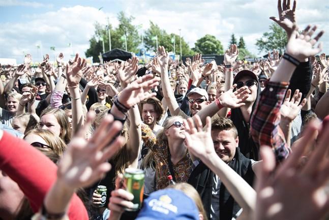 Publik i Roskilde 2017.