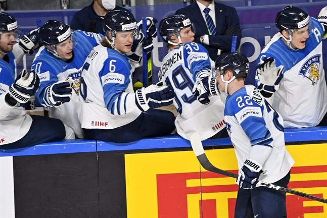 Arttu Ruotsalainen var matchens man mot Kanada med två spelmål och ett avgörande i straffläggningen.