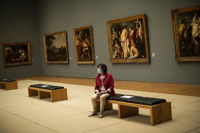 Den stulna målningen förvaras i dag på Kungliga museet för sköna konster i Bryssel.
