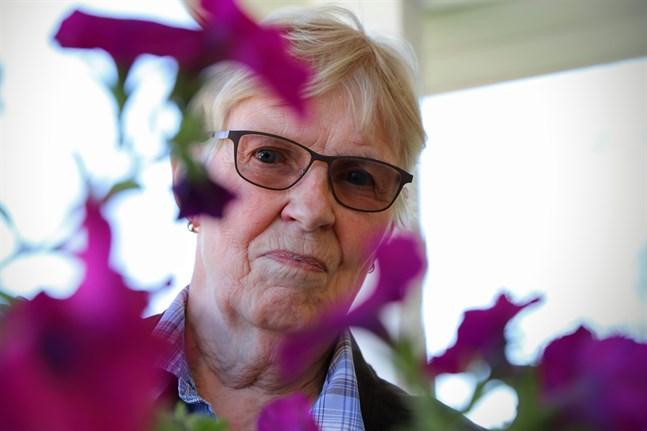Åtta år har gått sedan Karin Skinnar blev friskförklarad. I dag tänker hon inte på cancern.