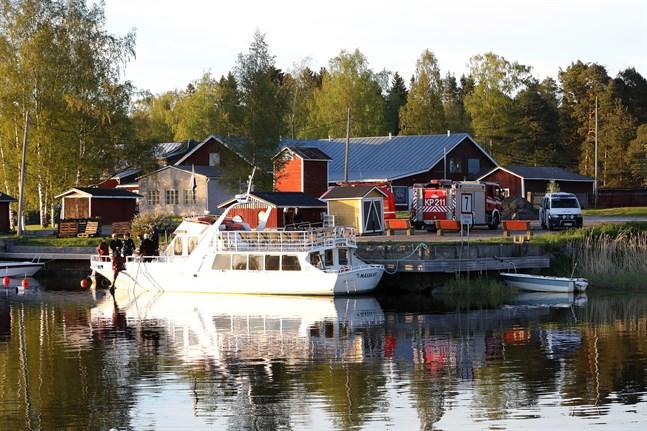 Efter att Sven-Erik Österlund hittades i Gamla hamn kommer nu dödsorsaken att utredas.