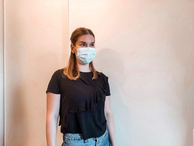 Ellen Snellman smittades av coronaviruset i början av maj och än har hon inte återhämtat sig helt.