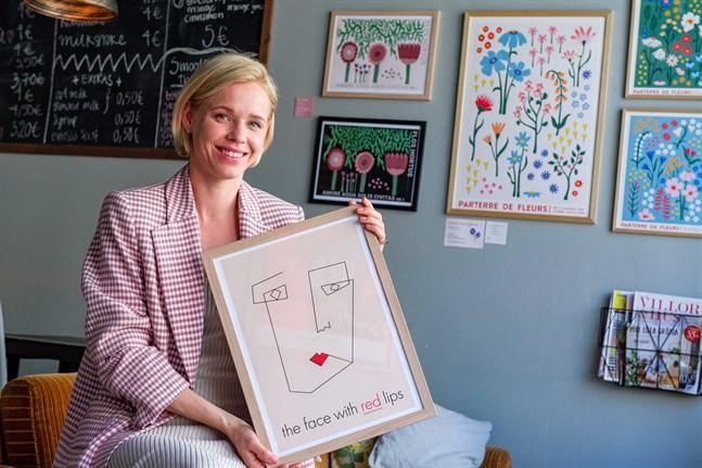 I det enkla kan man hitta det vackra, säger Karin Mäenpää.