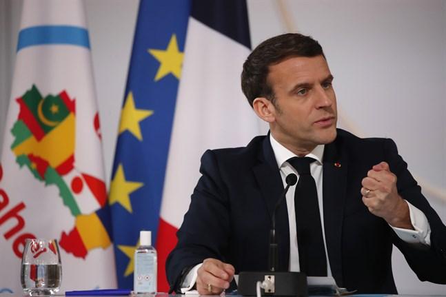 Den franskledda insatsen Barkhane, verksam i Sahel-regionen, kommer att avslutas, meddelar president Macron. Arkivbild.