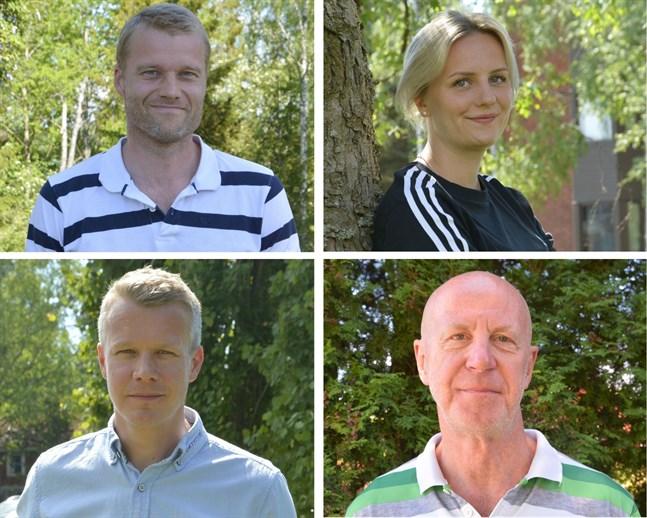 De fyra fotbollsentusiasterna från Sydösterbotten återvänder och tippar vem som vinner EM-guld. De ger även sin åsikt om Finlands prestation i slutspelet.