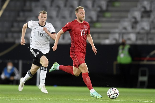 Mittfältaren Christian Eriksen är Danmarks stora nyckelspelare i EM.