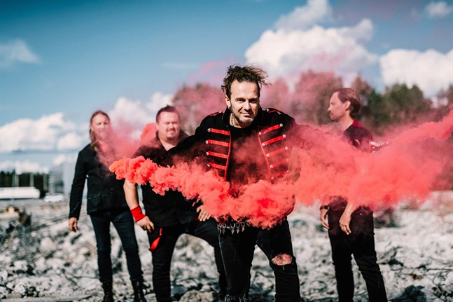 Elonkerjuu är ett av banden som bokats till Butcher &Banker festival.