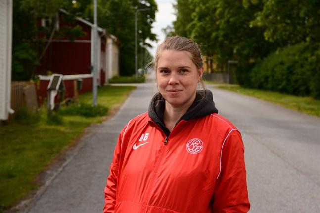 Miriam Bondén gjorde bra ifrån sig i sitt första kommunalval och blev invald med flest röster i sitt parti SFP.