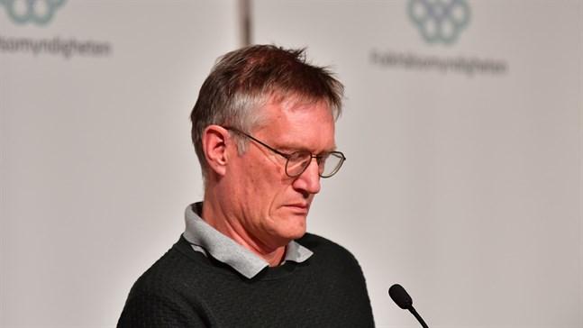 Anders Tegnell, statsepidemiolog på Folkhälsomyndigheten, tycker att deltavarianten kräver respekt.