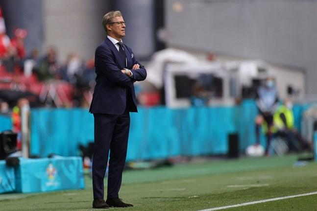 Finlands förbundskapten Markku Kanerva har en viktig match mot Ryssland framför sig.