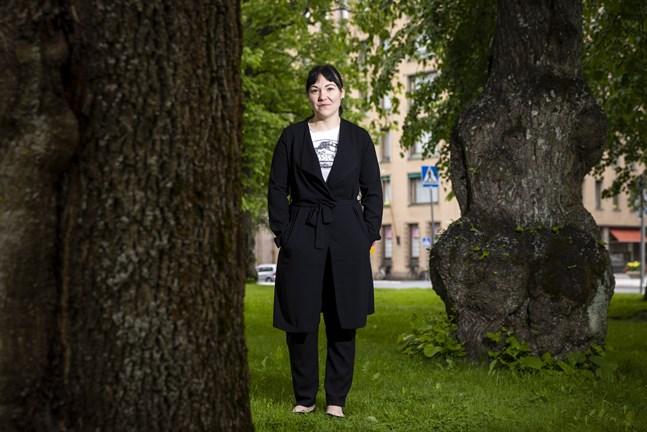 Elina Viitasaari är styrelsmedlem i UN Women Finland.