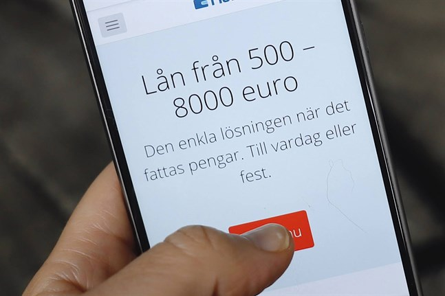 De senaste tjugo åren har skuldsättningen av privata hushåll i Finland fördubblats.