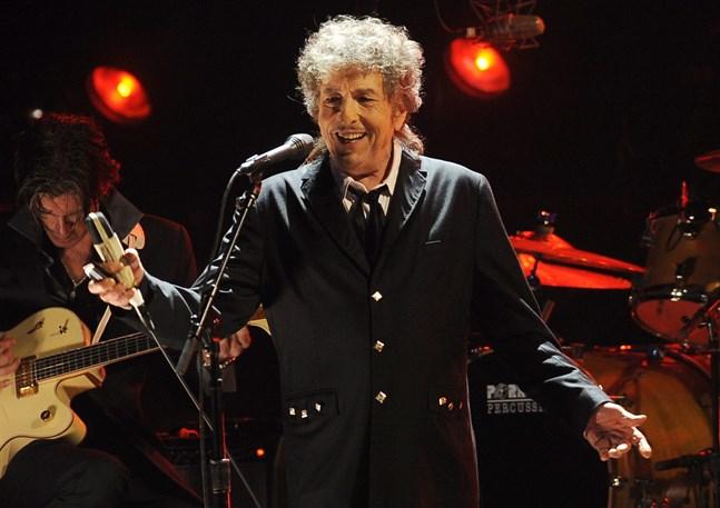 Bob Dylan, här under en spelning 2012, är snart tillbaka på scen.