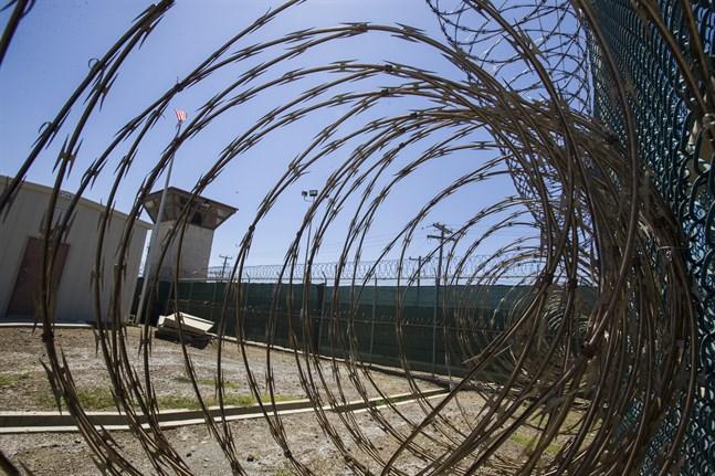 USA släpper två jemeniter från Guantanamolägret. Arkivbild.