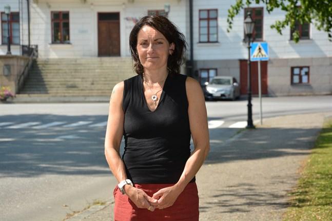 Marja Lindberg invaldes som ny i fullmäktige – och fick fler röster än vad som framgick i det preliminära valresultatet.