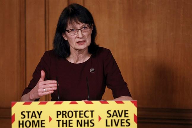 Jenny Harries från brittiska smittskyddsmyndigheten UK Health Security Agency oroas över spridningen av den nya deltavarianten av covid-19.