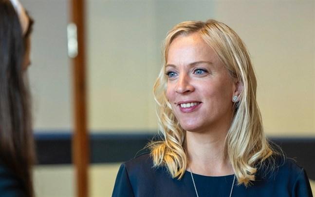 – Man kan se stora och intressanta trender i Stugbarometern, säger Sandra Bergqvist (SFP), ordförande i statsrådets skärgårdsdelegation.