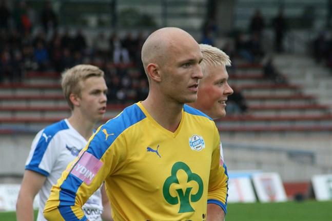 Jonas Granfors är ur spel ännu. Det är mycket osäkert då han kan vara tillbaka på fotbollsplanen.