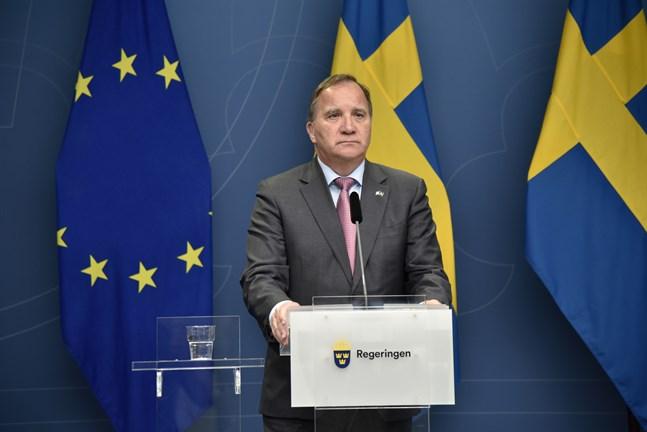 I dag röstar riksdagen om förtroendet för statsminister Stefan Löfven (S). Om inget parti ändrar sig i sist stund kommer regeringen att fällas. Arkivbild.