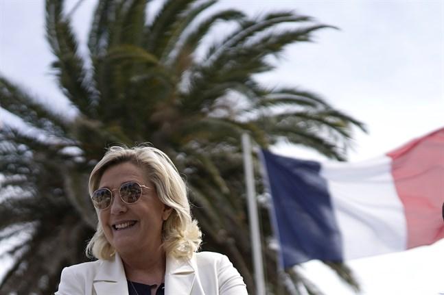 Marine Le Pen, partiledare för franska Nationell samling.