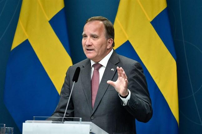 Mycket talar för att Stefan Löfven håller i spakarna fram till nästa ordinarie val i Sverige, endera som statsminister för en ordinarie regering eller som talesman för en expeditionsministär.