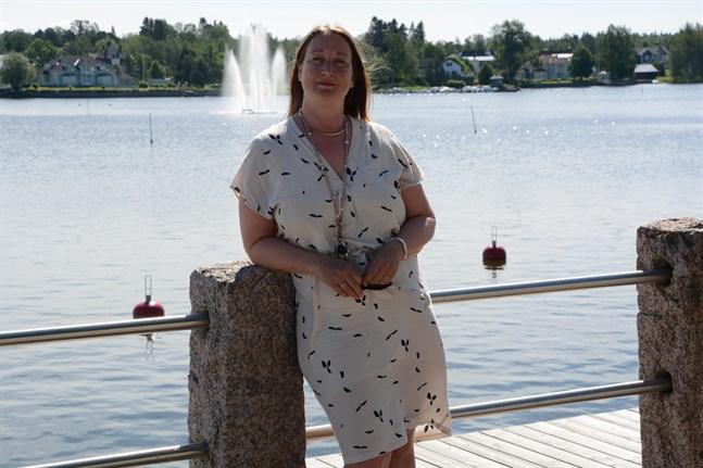 Jessica Bårdsnes är redo att ta över som verksamhetsledare för ungdomsarbetet i Kristinestad efter Harriet Lindelöf-Sahl.