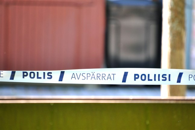 Polisen meddelades om olyckan kring lunchtid i onsdags.