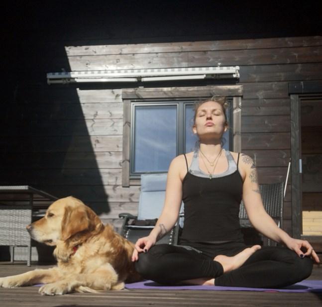 – Det finns alltid nytt att upptäcka inom sig själv, säger Jenny Sumelius.