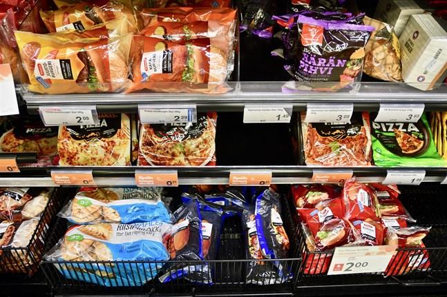 Naturresursinstitutets näringsbalans ger en uppfattning om hurdana mängder livsmedel finländarna konsumerar.
