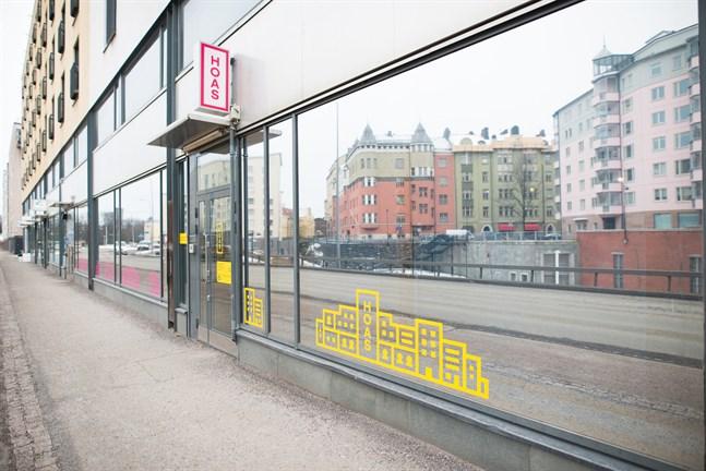 Helsingforsregionens studentbostadsstiftelse (Hoas) är medlem i föreningen för studentbostadsföreningar.