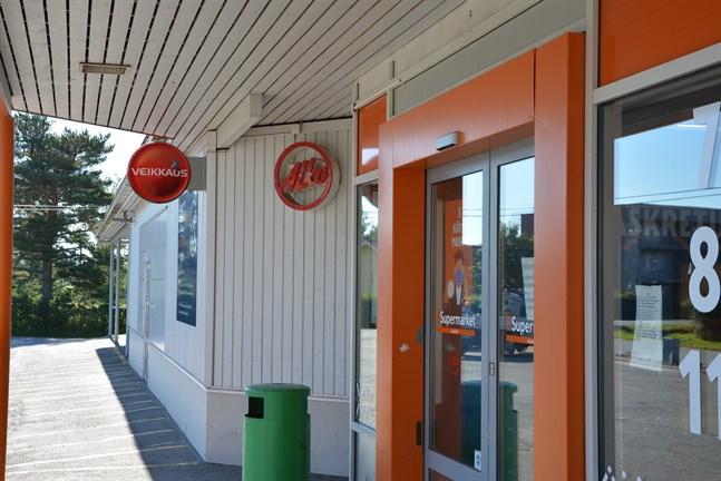 Alko hyr i dag en lokal i anslutning till K-Supermarket. Men snart får Alko en ny adress i Närpes.
